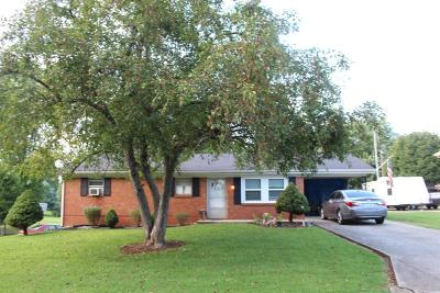 Somerset Single Family Home For Sale: 164 Happy Circle Drive