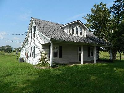 Nancy Single Family Home For Sale: 4025 Hwy 1664