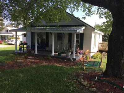 Science Hill Single Family Home For Sale: 4511 West Hwy 635