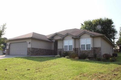 Somerset Single Family Home Under Cntrct/Backups: 80 Ridgewood Circle