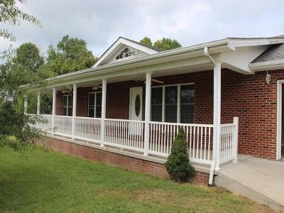 Science Hill Single Family Home For Sale: 2130 1676 Highway