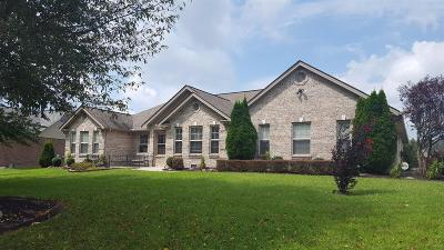 Somerset Single Family Home For Sale: 245 Prather Road
