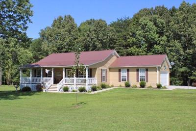 Clinton County, McCreary County, Russell County, Wayne County Single Family Home For Sale: 490 Old Sawmill Road