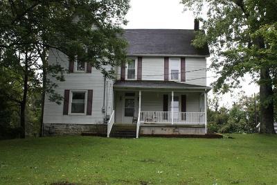 Somerset Single Family Home For Sale: 108 Jacksboro St