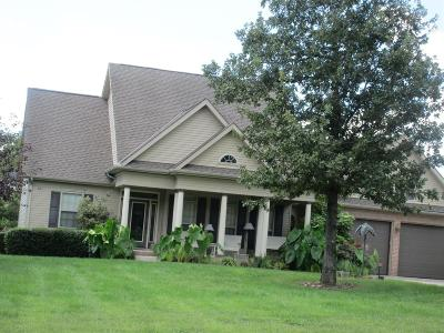 Bronston Single Family Home For Sale: 805 Reserves Drive