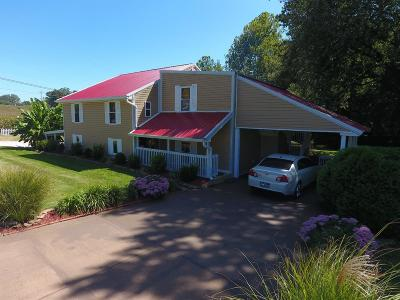Somerset Single Family Home For Sale: 1285 Old Patterson Branch Road