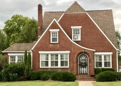 Somerset Single Family Home For Sale: 204 East Oak Street