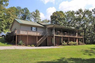Burnside, Nancy Single Family Home For Sale: 270 Beechview Dr