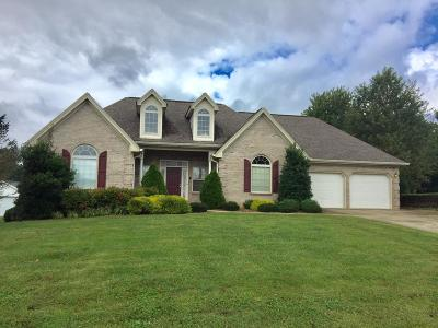 Somerset Single Family Home For Sale: 243 Grand Circle