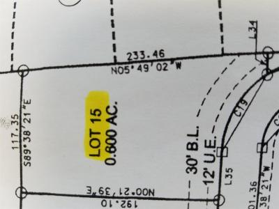 Somerset Residential Lots & Land For Sale: 100 Mountain Air Drive