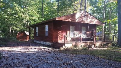 Jamestown KY Single Family Home For Sale: $110,000