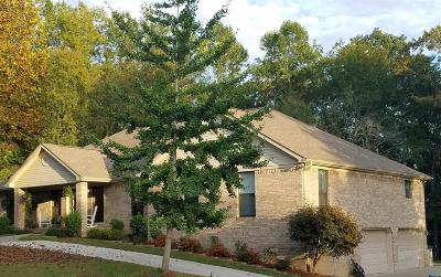 Somerset Single Family Home For Sale: 166 Lakewalk Drive
