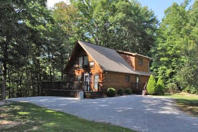 Clinton County, McCreary County, Russell County, Wayne County Single Family Home For Sale: 688 Old Sawmill Road
