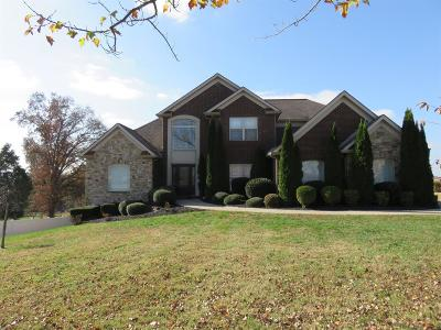 Somerset Single Family Home For Sale: 15 Tuscany Drive