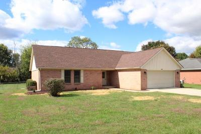 Somerset Single Family Home For Sale: 1011 Hunters Run