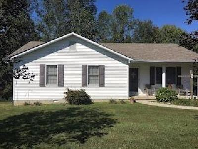 Russell Springs Single Family Home For Sale: 137 Withers Drive
