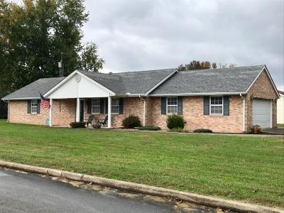 Somerset Single Family Home For Sale: 221 Woodland Trail