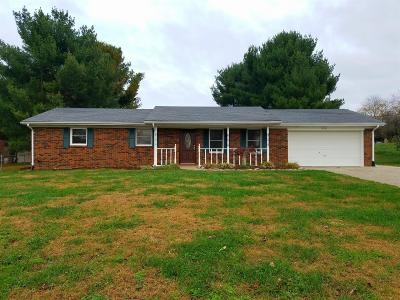 Somerset Single Family Home For Sale: 836 Ringgold Road