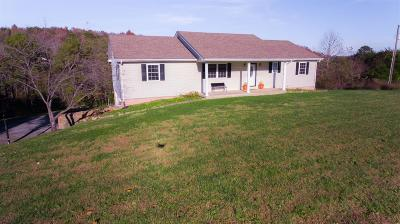 Somerset Single Family Home For Sale: 1350 Coal Pit Rd.