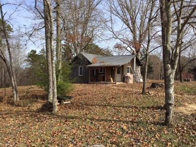 Single Family Home For Sale: 375 Parkey Ridge Road