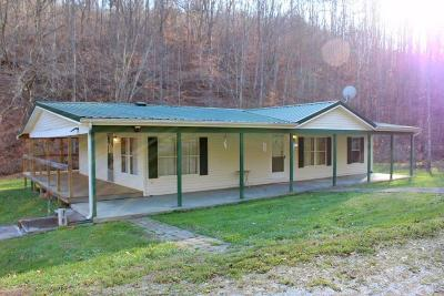 Single Family Home For Sale: 2167 Sandy Gap Road
