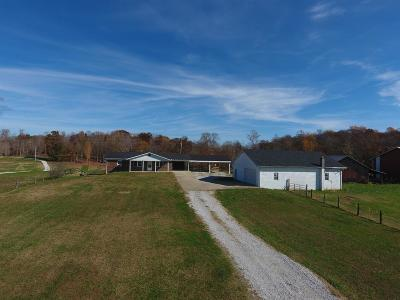 Clinton County, McCreary County, Russell County, Wayne County Single Family Home For Sale: 16398 Hwy 196