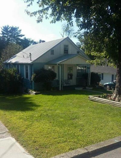 Somerset Single Family Home For Sale: 207 Hamilton Ave