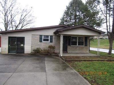 Somerset Single Family Home For Sale: 93 Kentucky Avenue