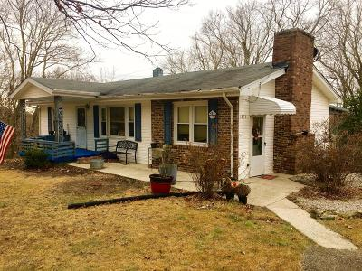 Somerset Single Family Home For Sale: 6871 Rush Branch Rd.