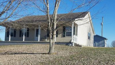 Science Hill Single Family Home For Sale: 3653 East Hwy 635