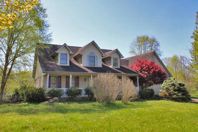 Somerset Single Family Home For Sale: 57 Mountain View Court