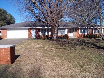 Burnside, Nancy Single Family Home For Sale: 655 Prather Drive