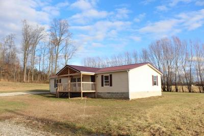 Nancy KY Single Family Home For Sale: $75,000