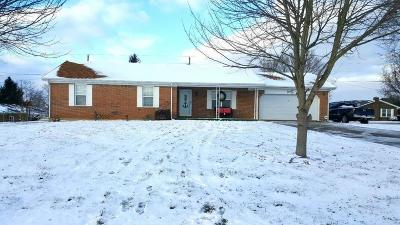 Somerset KY Single Family Home For Sale: $139,500