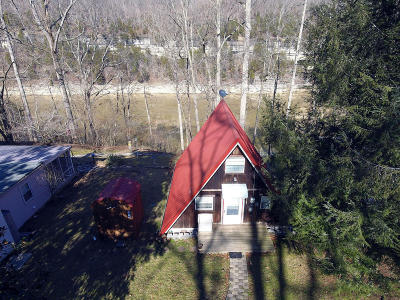 Bronston Single Family Home For Sale: 460 Echo Point Rd.