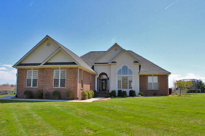 Somerset Single Family Home Active Under Contract: 98 Prewitts Way