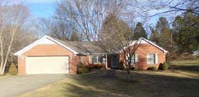 Somerset Single Family Home Active Under Contract: 131 Volunteer Drive