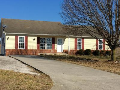 Single Family Home Sold: 538 Patterson Branch Road
