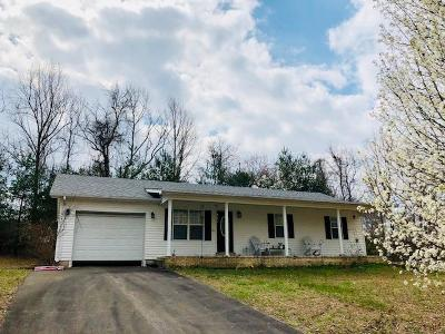 Russell Springs Single Family Home For Sale: 45 Jack Miller Avenue