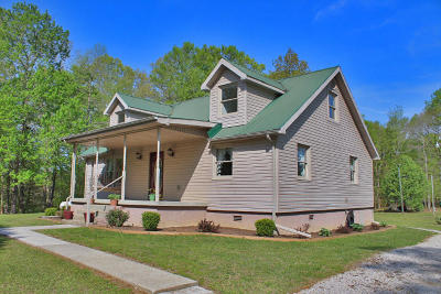 Nancy Single Family Home For Sale: 935 Woods Road