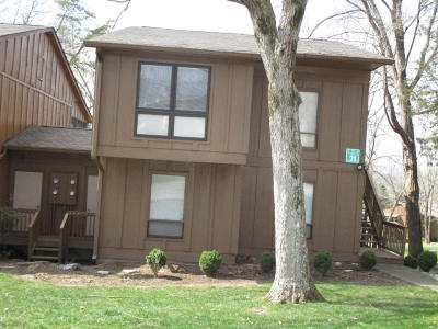 Bronston Condo/Townhouse For Sale: 21-4 Woodson Bend Resort