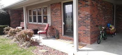 Russell Springs Single Family Home For Sale: 79 Meadowlark Drive