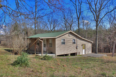 Bronston Single Family Home For Sale: 1835 Echo Point Road
