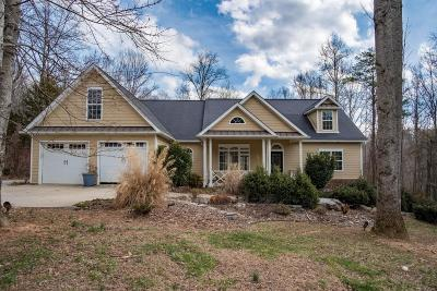 Somerset Single Family Home For Sale: 45 Sugar Hill Forest Drive