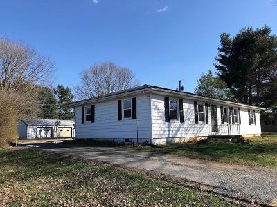 Russell Springs Single Family Home For Sale: 102 Tonkin Drive