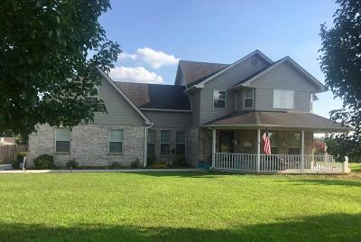 Somerset Single Family Home For Sale: 15 Clover Pointe Drive