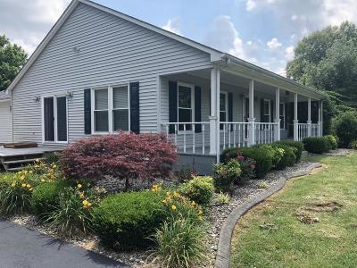 Russell Springs Single Family Home For Sale: 171 Richards Drive