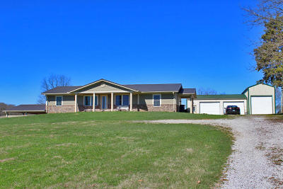 Somerset Single Family Home For Sale: 1381 White Road