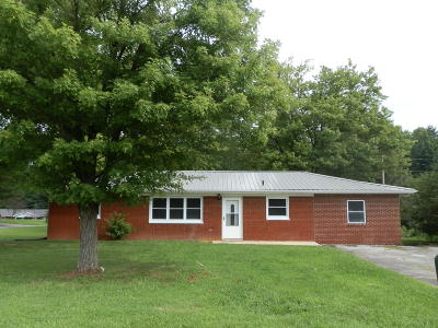 Russell Springs Single Family Home For Sale: 280 Grider Lane