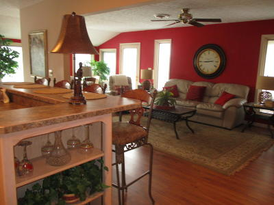Bronston Condo/Townhouse For Sale: 21-3 Woodson Bend Resort